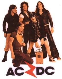AC/DC Crédito: Sitio Oficial