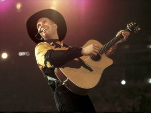 Garth Brooks. Créditos: Sitio Oficial