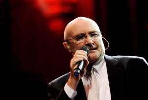 Phil Collins. Crédito: Sitio oficial