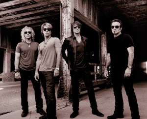 Bon Jovi. Créditos: Sitio Oficial