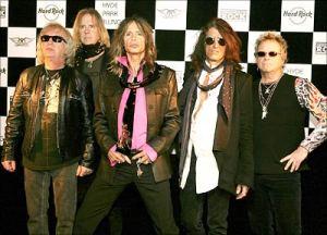 Aerosmith. Crédito: rockmelodico.com