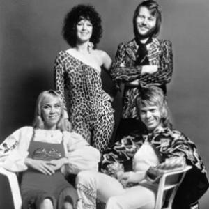 ABBA Crédito: Rolling Stone Magazine