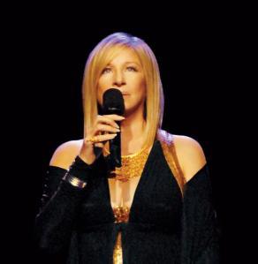 Barbra Streisand. Crédito: Sitio Oficial