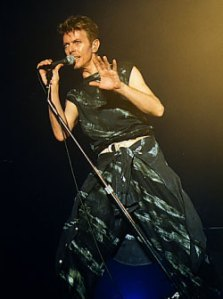 David Bowie. Crédito: Sitio oficial