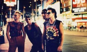 U2. Crédito: Sitio Oficial