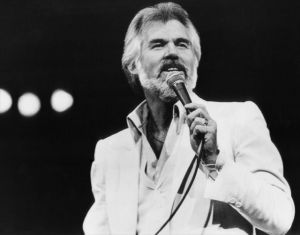 Kenny Rogers Crédito: Official Web Site