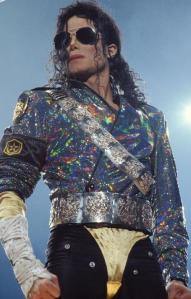 Michael Jackson Crédito: Sitio oficial